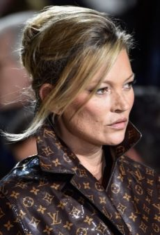 Kate Moss Brings Back Her Carefree 90s French Twist, Expect Others to Follow