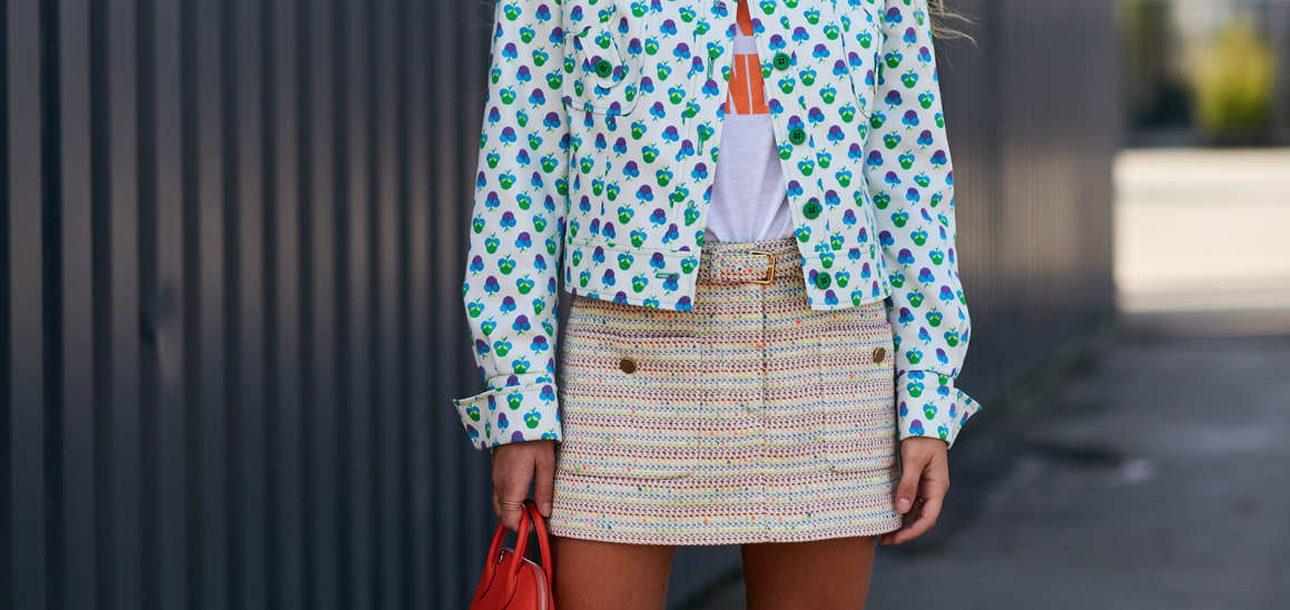 22 Ways to Make Your Miniskirt Look Fresh All Season Long