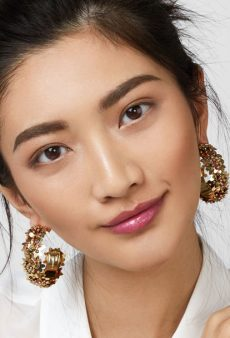 Replace Your Classic Gold Hoops With Statement Hoops This Summer