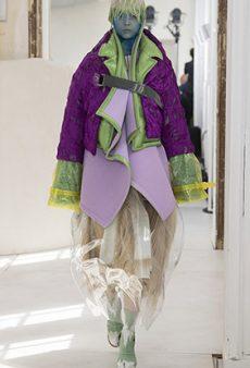 Maison Margiela Haute Couture Fall 2018 Runway
