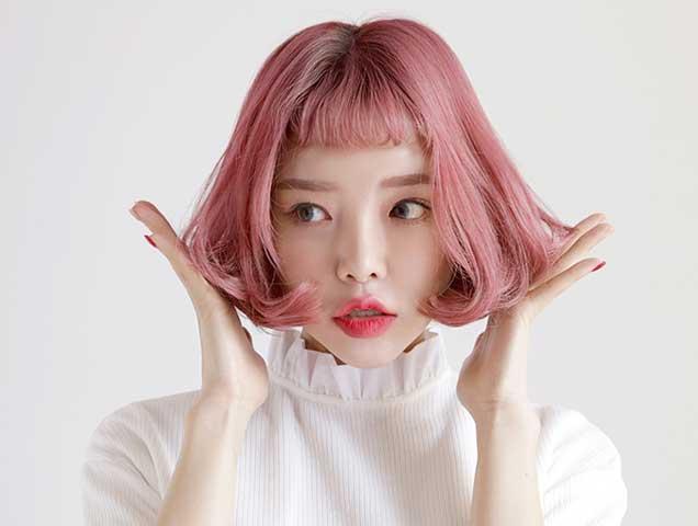 Korean Hair Dyes That Double As Hair Treatments