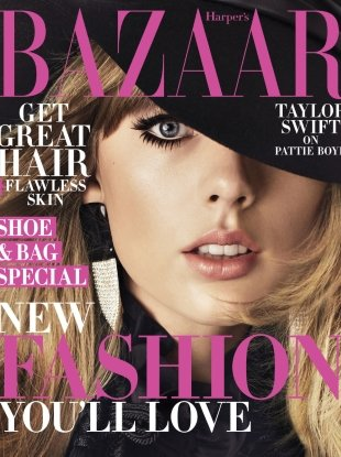 US Harper's Bazaar August 2018 : Taylor Swift by Alexi Lubomirski