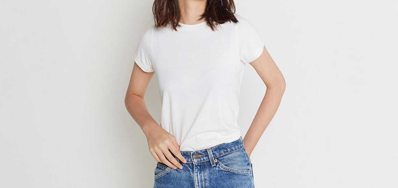 12 Perfect White Tees to Wear With Everything