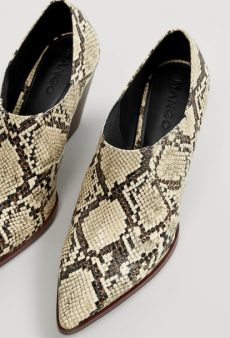 Dip Your Toes Into the Animal Print Trend With These Fall Shoe Picks