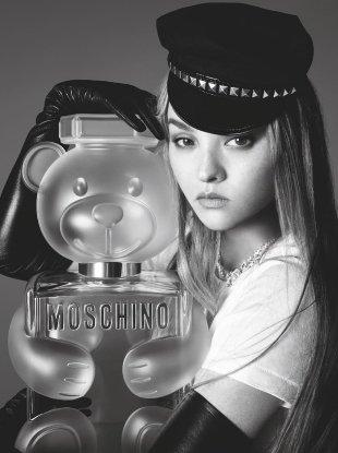 Moschino 'Toy 2' Fragrance 2018 : Devon Aoki by Steven Meisel