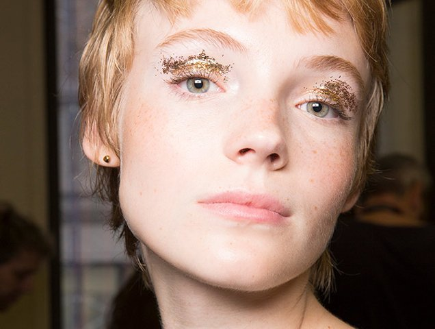 Best beauty from new york fashion week spring 2019 thefashionspot Fashion makeup and style tips