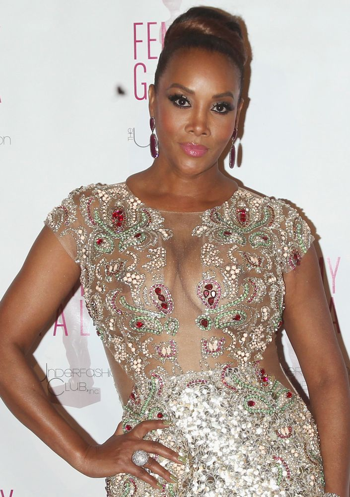Vivica A. Fox at the 2015 Femmy Awards Gala