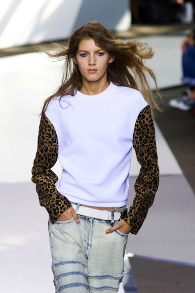 Phillip Lim's Animal Print Accents