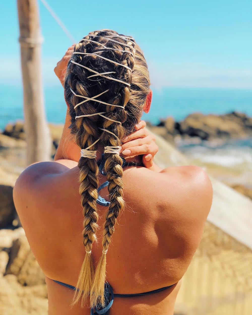 12 Braided Hairstyles to Keep You Cool During the Summer Heat Wave