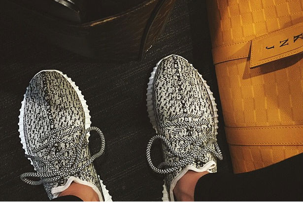 Overpriced Designer Sneakers