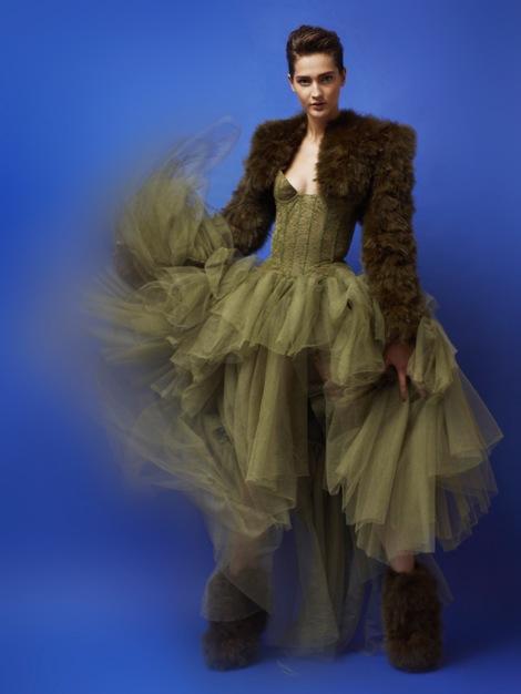 Serkan Cura Haute Couture, Fall 2013