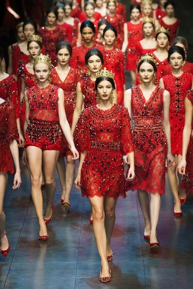 Dolce & Gabbana's Religious Experience