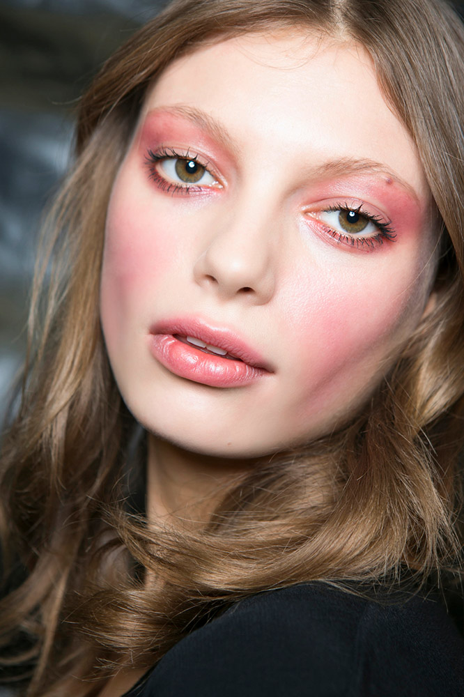 16 unbasic ways to wear blush