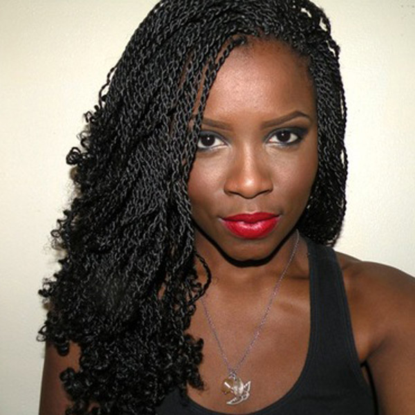 Remarkable 16 Senegalese Twists To Try Right Now Thefashionspot Short Hairstyles Gunalazisus