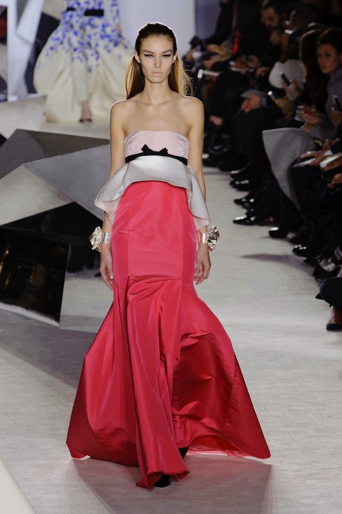 Giambattista Valli Haute Couture SS 2014