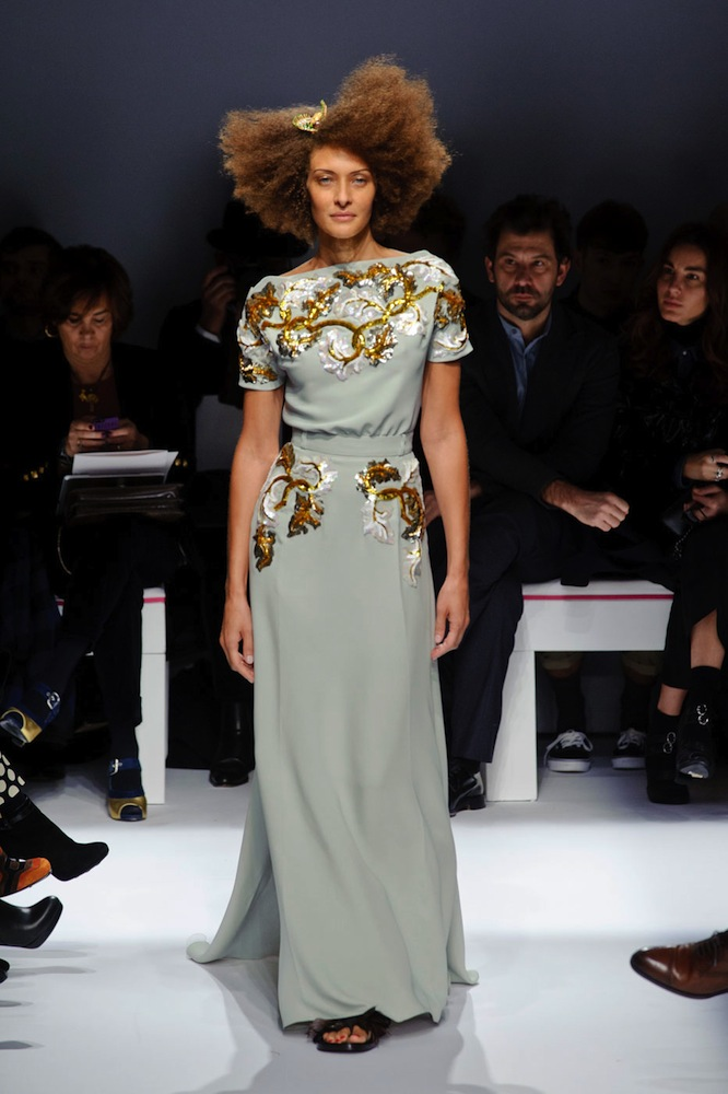 Shiaparelli Haute Couture SS 2014