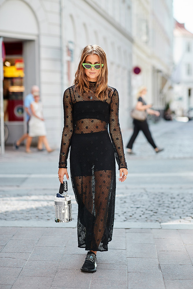 20 Ways to Wear Black That Aren't Boring