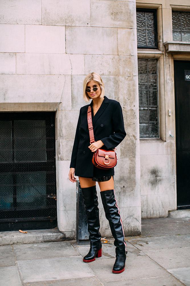 08-london-spring-2019-street-style-black-blazer-dress-over-the-knee-boots-red-bag.jpg (667×1000)