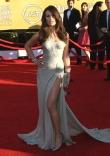 Lea Michele in Versace