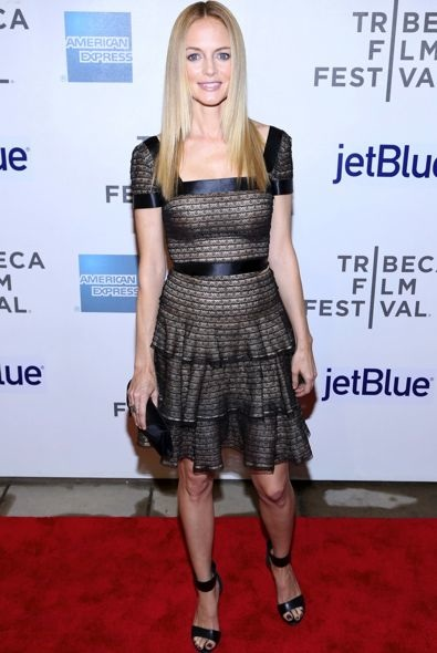 Heather Graham at the Premiere of At Any Price