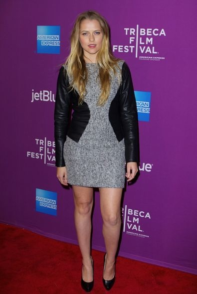 Teresa Palmer at the Premiere of The Motivation