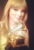 Taylor Swift, Grammy Included