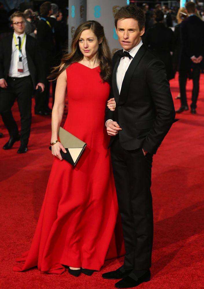 Best: Hannah Bagshawe and Eddie Redmayne