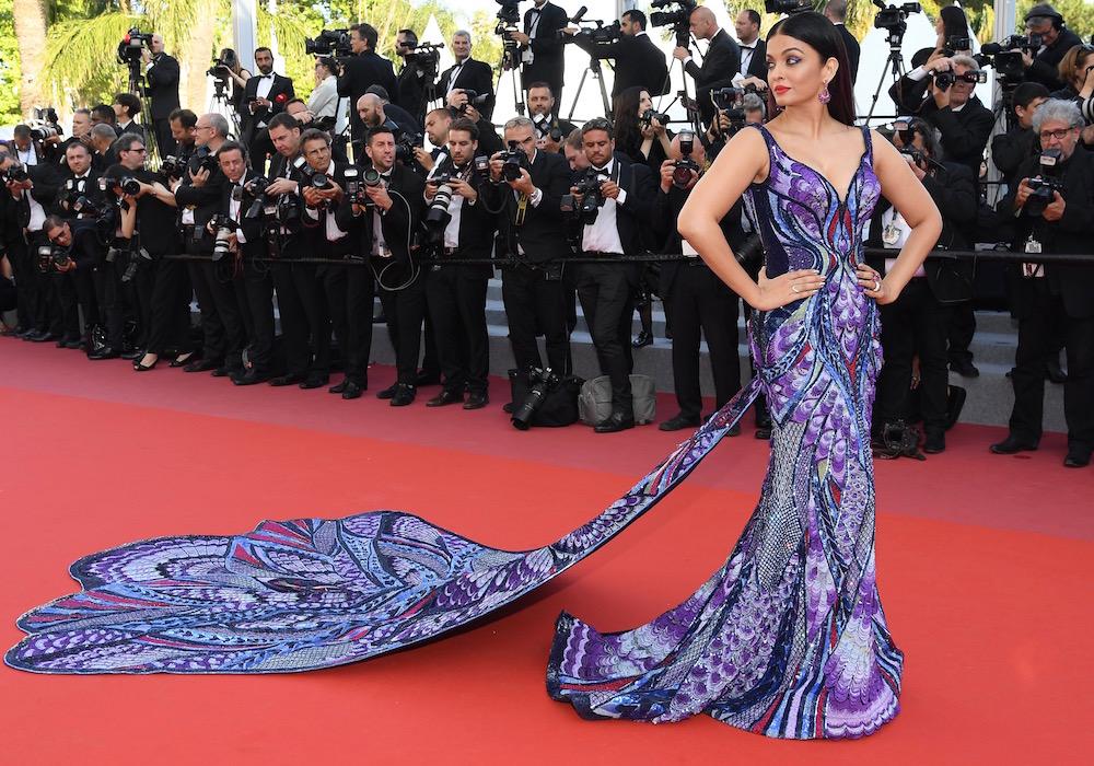 Aishwarya Rai Bachchan at the Premiere of Girls of the Sun