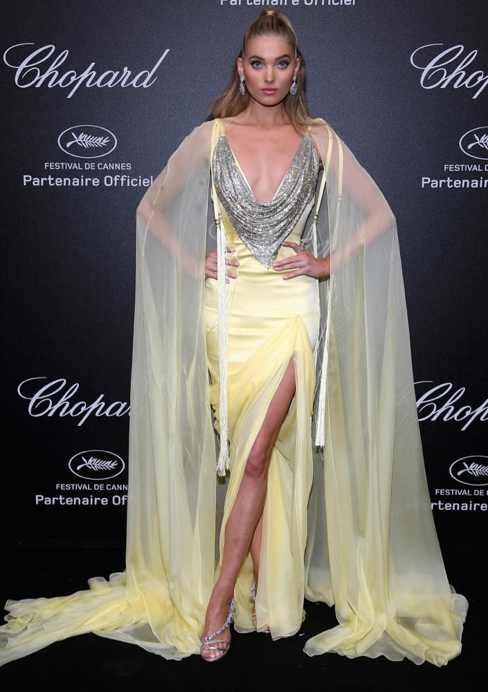 Elsa Hosk at Chopard's Secret Night