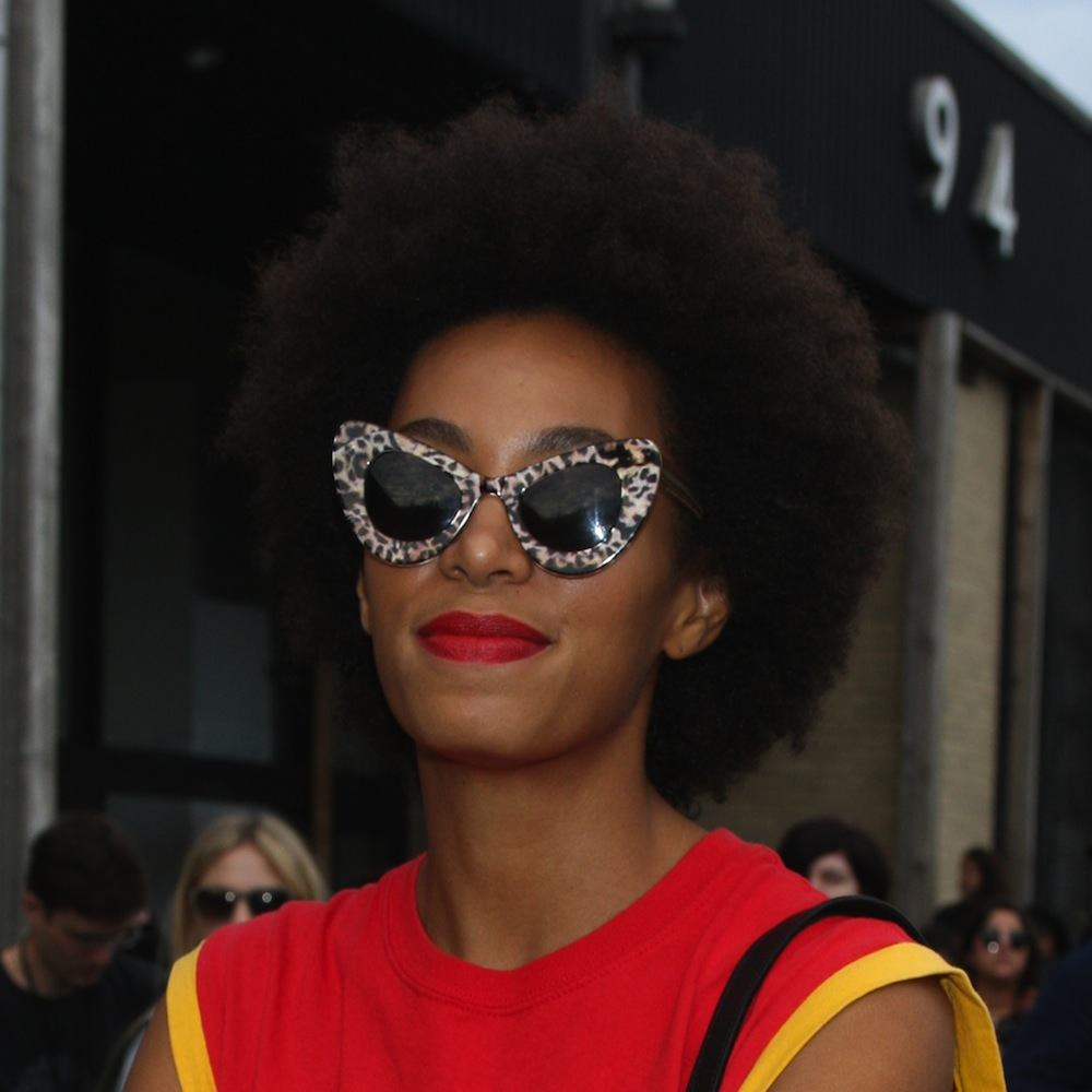 Short and Sweet: Solange