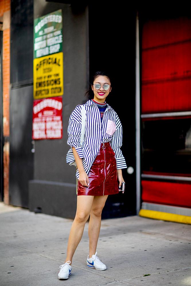 Shiny and Stripes