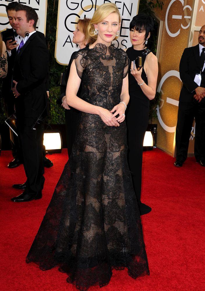 Cate Blanchett, 2014