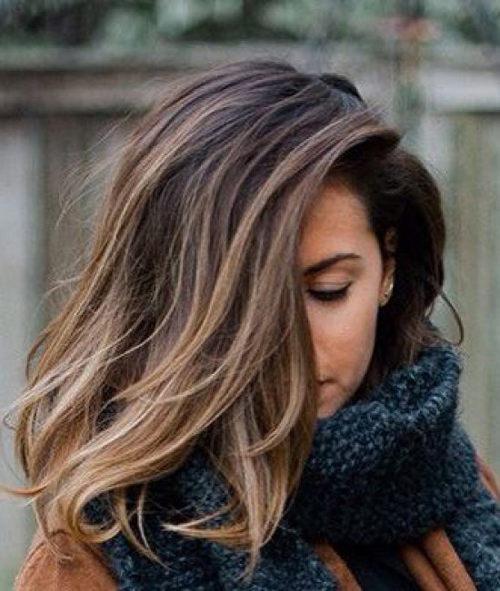 40 Hot Hair Color Trends 2016  TheFashionSpot