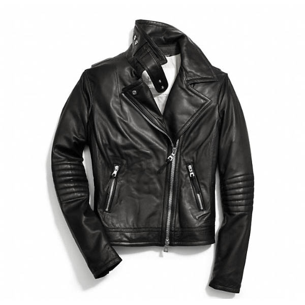 Splurge: Moto Jacket