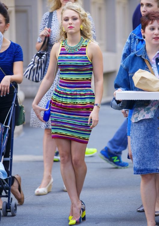 Carrie Bradshaw from The Carrie Diaries