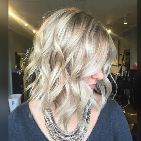 50 Brilliant Balayage Hair Color Ideas - theFashionSpot