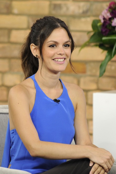 Rachel Bilson's Flirty Pony