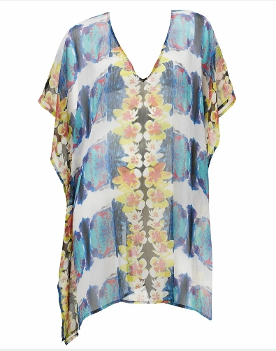 Sportsgirl Tropicana Kaftan