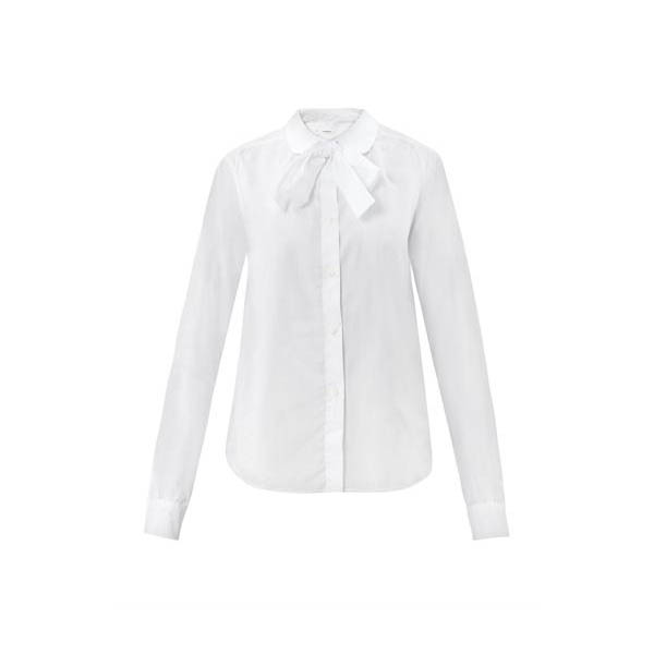 7 Of-the-Moment Updates to the Classic Crisp White Shirt ...