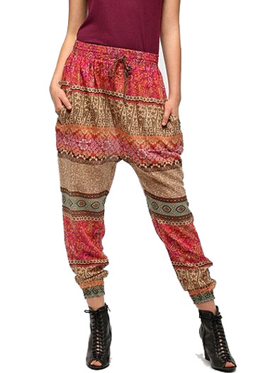 Urban Outfitters Staring At Stars Majestic Lounge Pant