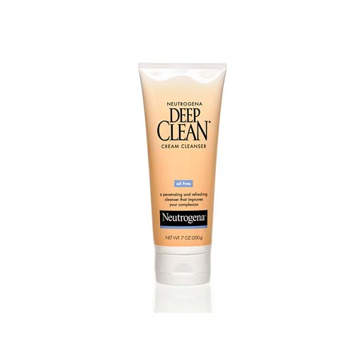 Switch to Creamier Cleansers and Moisturizers