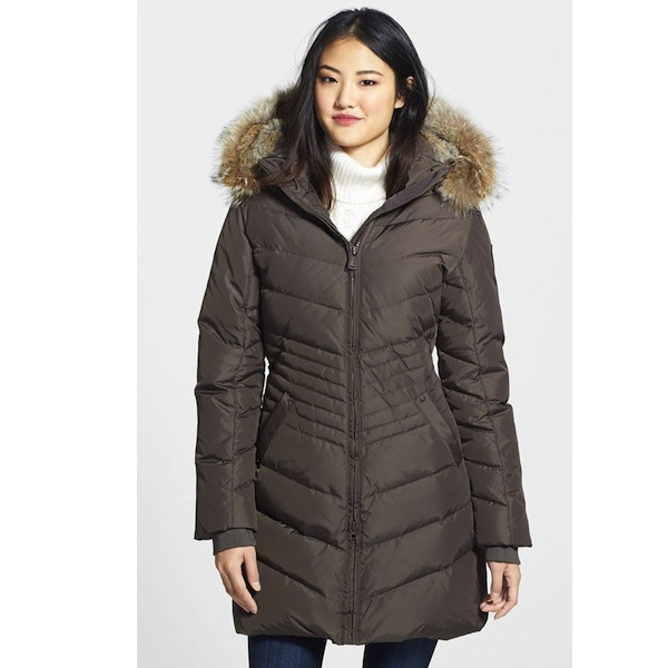 winter coats as warm as canada goose