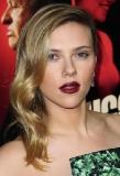 Scarlett Johansson's Winter Theme