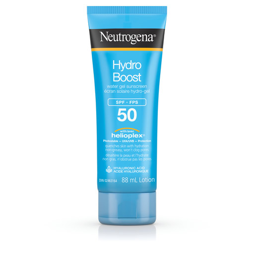 Barely-There Sunscreen