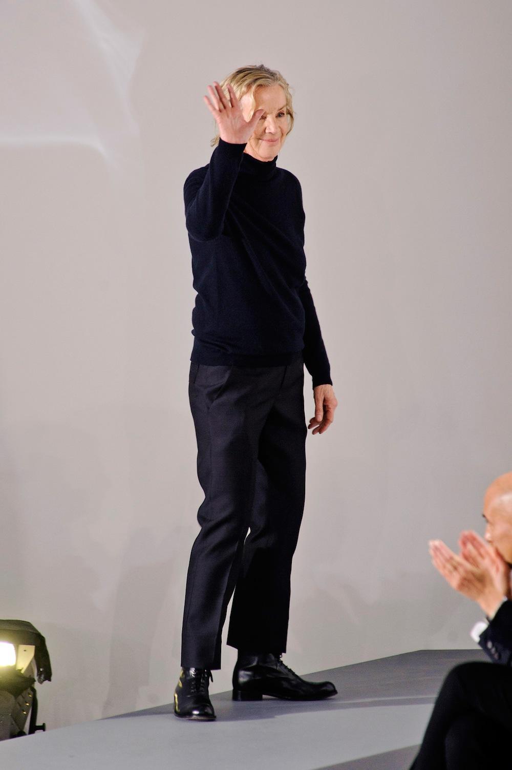 Jil Sander Leaves Her Namesake Label…Again
