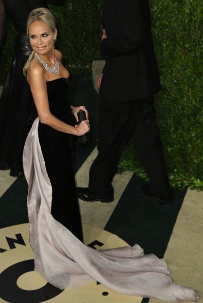 Kristin Chenoweth at the 2013 Vanity Fair Oscar Party