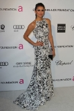 Nina Dobrev at the 21st Annual Elton John AIDS Foundation's Oscar Viewing Party