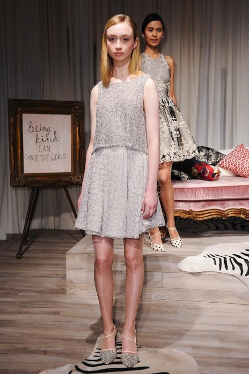 Alice + Olivia SS 2014