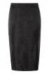 Skirt In Black Jacquard