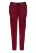 Tuxedo Pant In Red